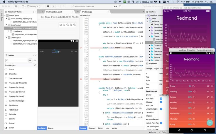 Microsoft's Visual Studio App Brings for Mac