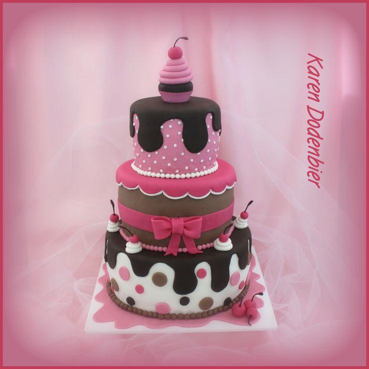 Best 25+ 10th Birthday Cakes For Girls Ideas On Pinterest