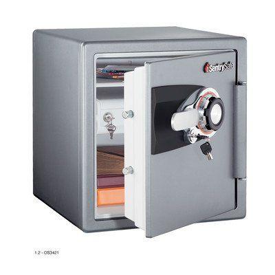 Special Offers Sentrysafe Os3421 Combination Tubular Key Home Safe 101lbs 1 2 Cu Ft