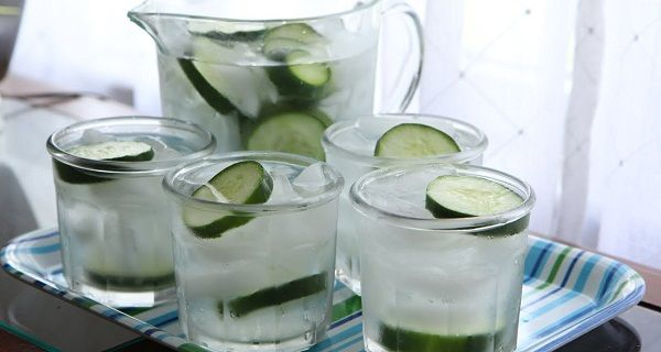 You Don't Know What You're Missing If You Don't Add Cucumber To Your Water