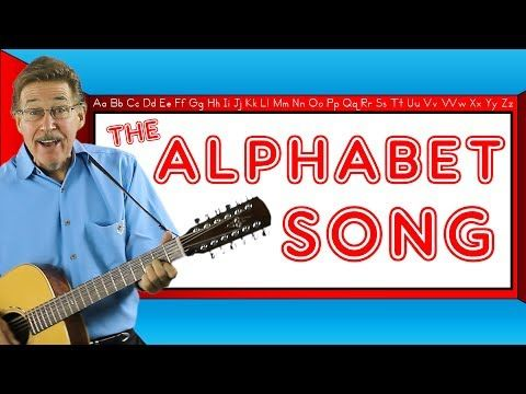 Letters of the Alphabet | Capital Letters | Uppercase Letters | Alphabet Workout | Jack Hartmann - YouTube
