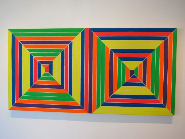 Frank Stella Paul Kasmin AM 08