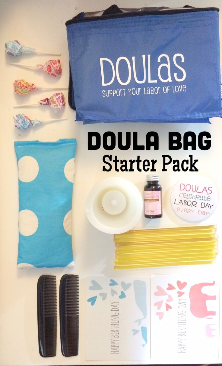 9 great items to get your doula bag off to a great start $49