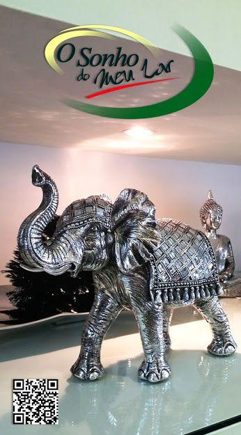 Decoração Interior 2015 - Elefante