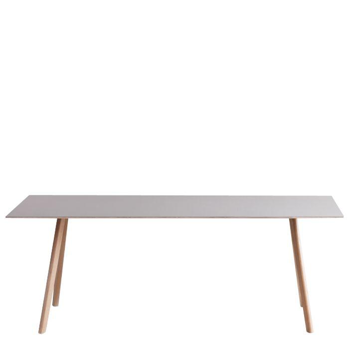 Hay Design Copenhague CPH30 High Tisch Eiche/Grau Jetzt bestellen unter: http://www.woonio.de/p/hay-design-copenhague-cph30-high-tisch-eichegrau/