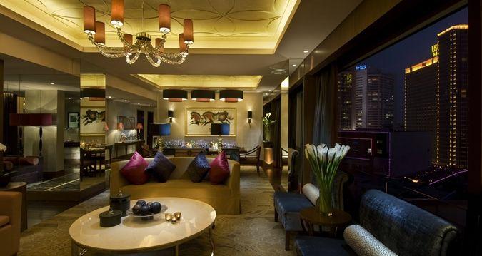 Hilton Beijing hotel - Chairman's Suite