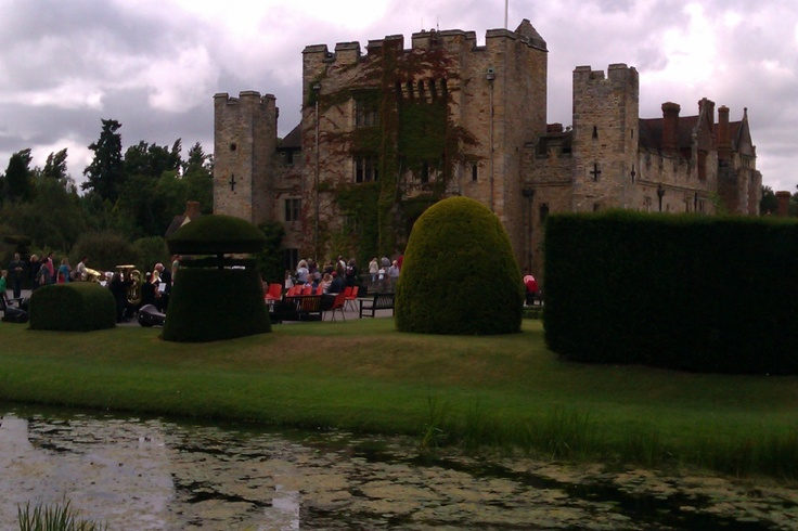 Hever Castle, England. Been there a couple of times. Impressive not only for its history and occupants, but also because it looks like any castle should :-). www.canon-sx30is.com
