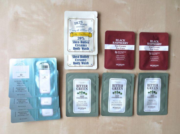 koreanische Kosmetik, korean skincare 101, koreanische Kosmetik online kaufen, koreanische Kosmetik samples