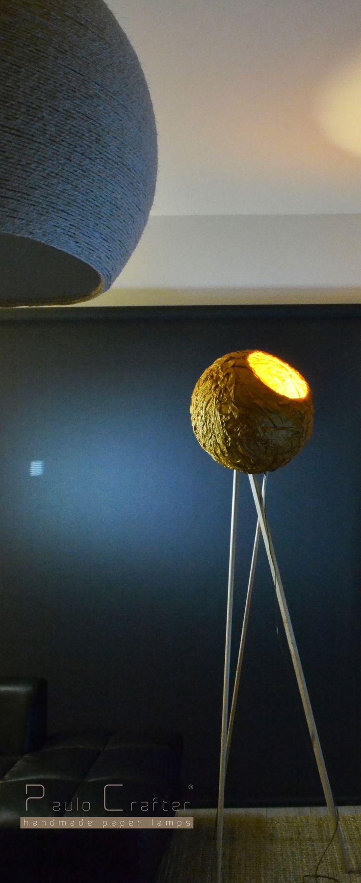 GoldenEYE. Handmade by Paulo Crafter