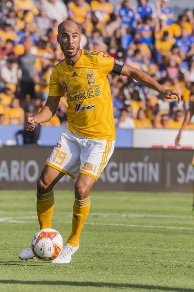 eb62ef6af84 Guido Pizarro Photos Photos - Queretaro vs. Tigres UANL - Torneo Apertura  2018 Liga MX - Zimbio