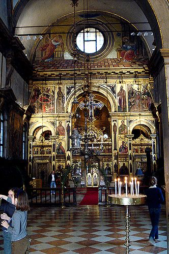 San Giorgio interior by Xipeteon, via Flickr
