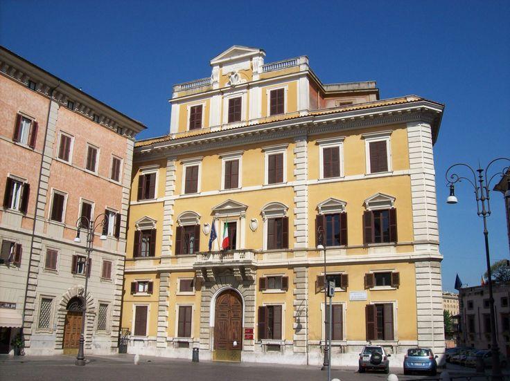 Facoltà Architettura, Fontanella Borghese