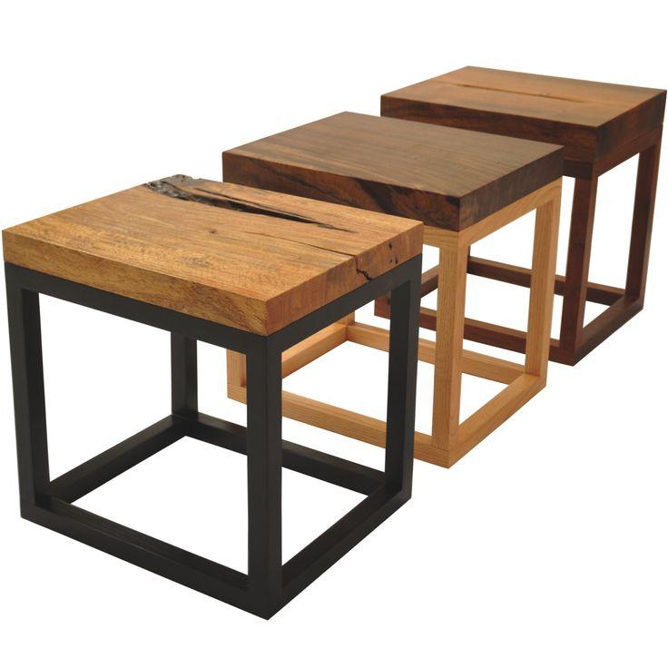 Wood Furniture U0026 Decor :: Solid Reclaimed / Salvaged / Recycled Brazilian  Tamburil / Walnut