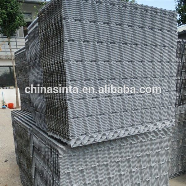 Heat Exchange Cooling Tower Fill Material Cooling Tower Tower