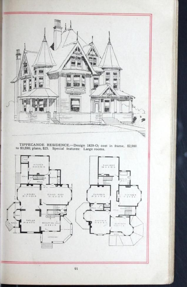 Best 25 victorian house plans ideas on pinterest sims for Vintage victorian house plans