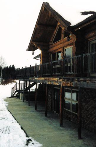 Heim Log Homes