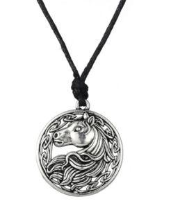 Irish Horse Necklace