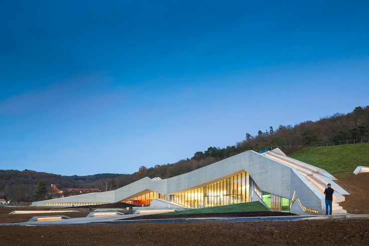 Snøhetta Designs an Interactive Museum for the World's Most Famous Cave Paintings - Architizer