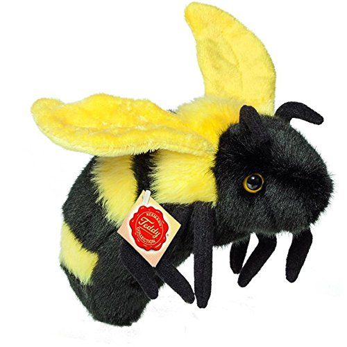Hermann 93520 Bumble Bee Bees Bee Plush Plushies