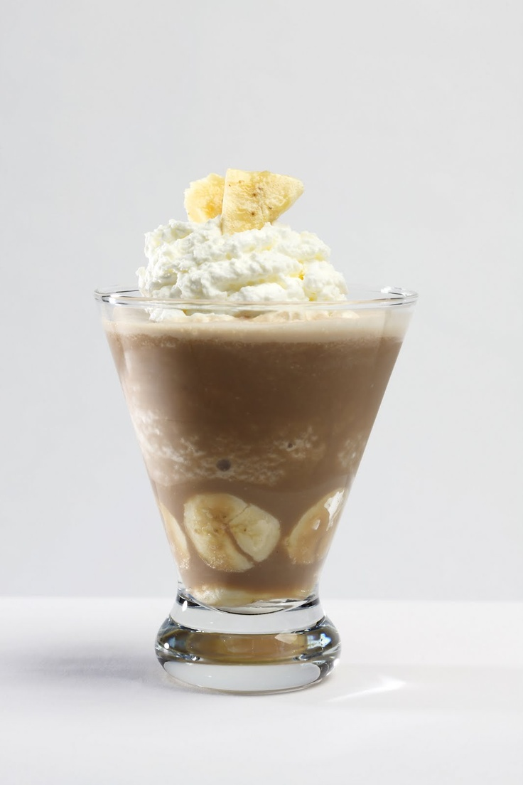 Bananas Foster Milkshake: Fosters Frappe, Summer Drinks, Blogger Momsreview4You, Delicious Summer, Vanilla Ice Cream, Bananas Foster, Banana Fosters, Foster Frappe