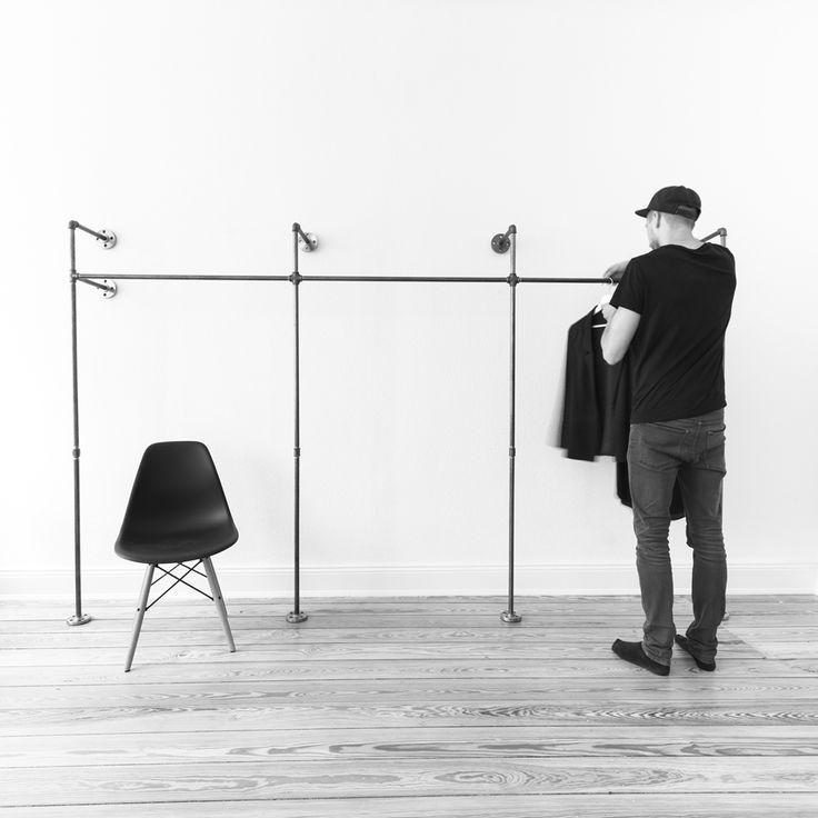 die besten 25 offene kleiderschranksysteme ideen auf pinterest kleiderschranksysteme. Black Bedroom Furniture Sets. Home Design Ideas