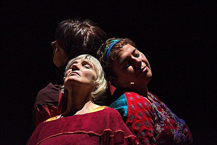 Les Elles du Vent  Photo : Gilles Bordes-Pagès