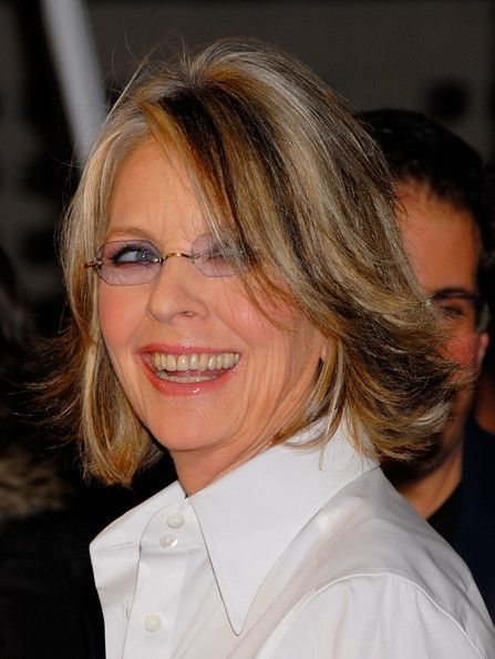 diane keaton hair style 9 best diane sawyer s hair images on hair cut 1241
