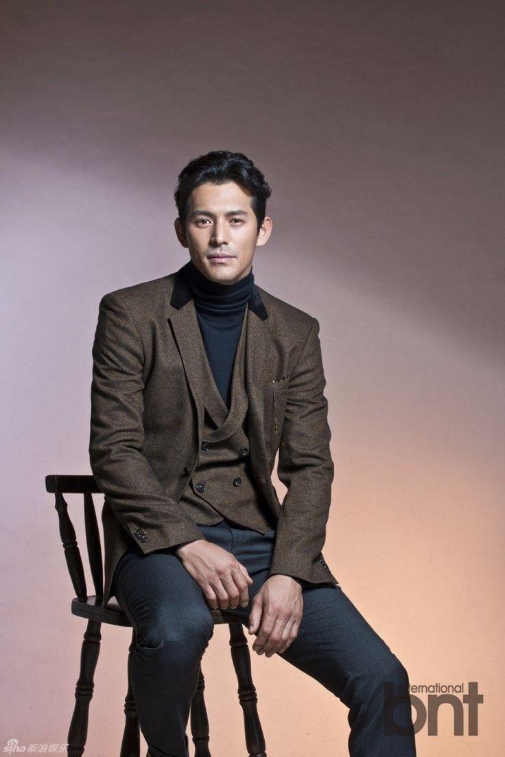Oh Ji-ho (오지호) - Future husband (or at least the standard for future husband)