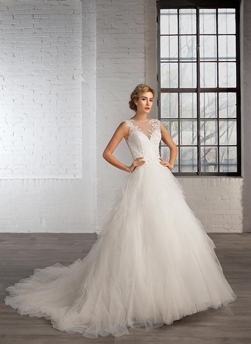 Balletts Bridal - 22604 - Wedding Gown by Demetrios -