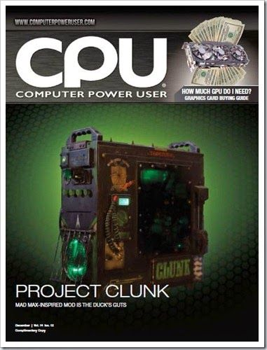 Computer Power User - December 2014