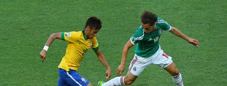 Neymar asegura saber todo sobre México