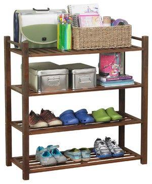 4tier outdoor shoe rack shoe storage