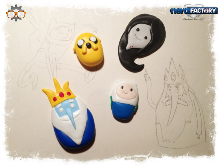 Adventure Time hand-made!
