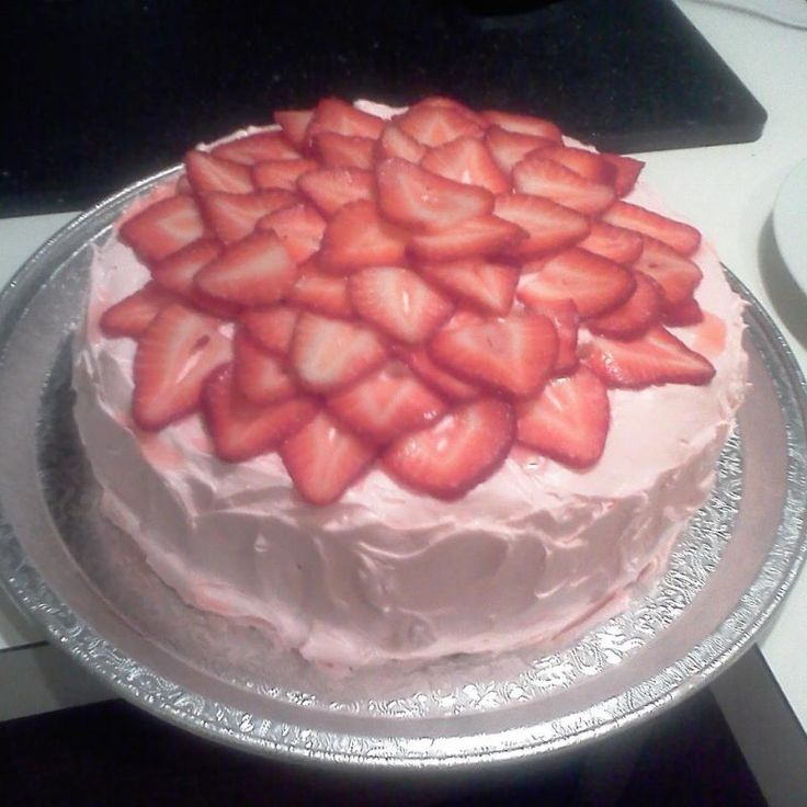 X Cake Recipe