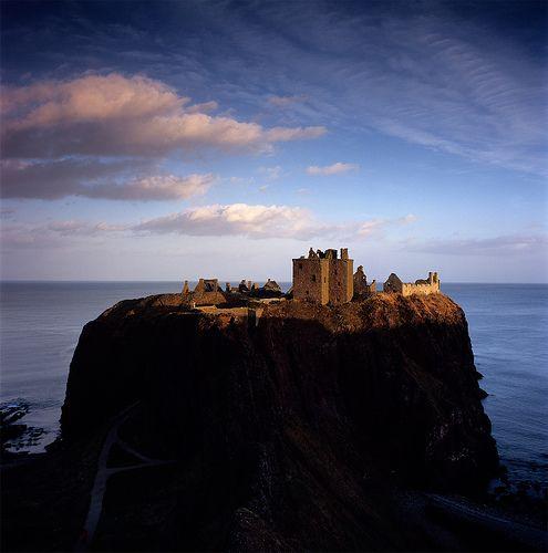 dunnottar castle.jpg by michael prince, via Flickr