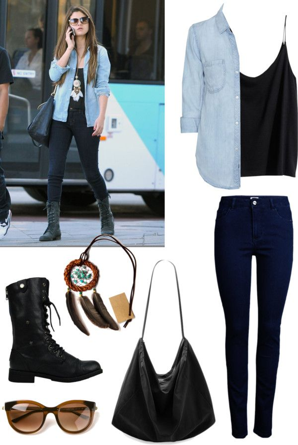 """""""Selena Gomez outfit 2"""" by maiahamstra on Polyvore"""
