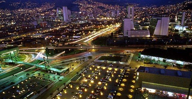 La ville de Medellín en Colombie, recommandée par le National Geographic Traveler
