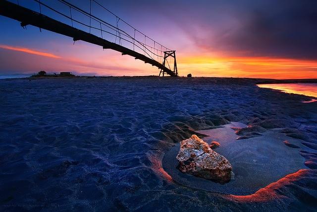 BATU BELIG BEACH    April 11, 2012 at 6.23pm by ManButur PHOTOGRAPHY, via Flickr