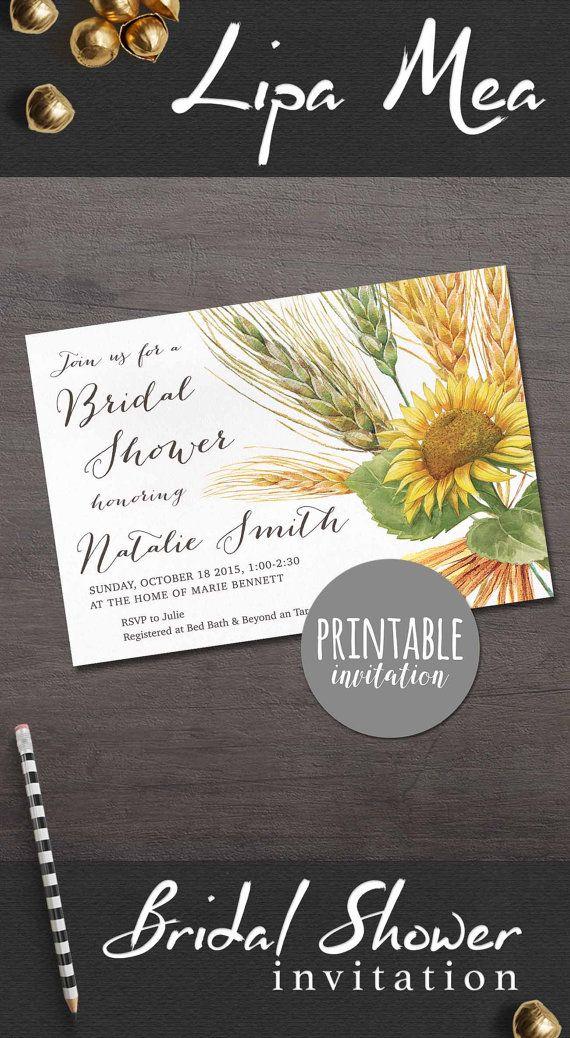 156 best Wedding & Bridal Shower Invitations images on Pinterest