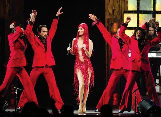 Cher Farewell Tour Las Vegas
