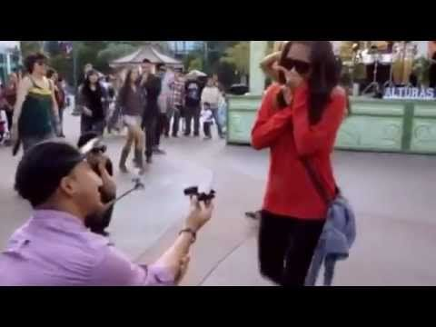Best Wedding Proposal Ive found on YouTube so far.... The song is Marry You by Bruno Mars