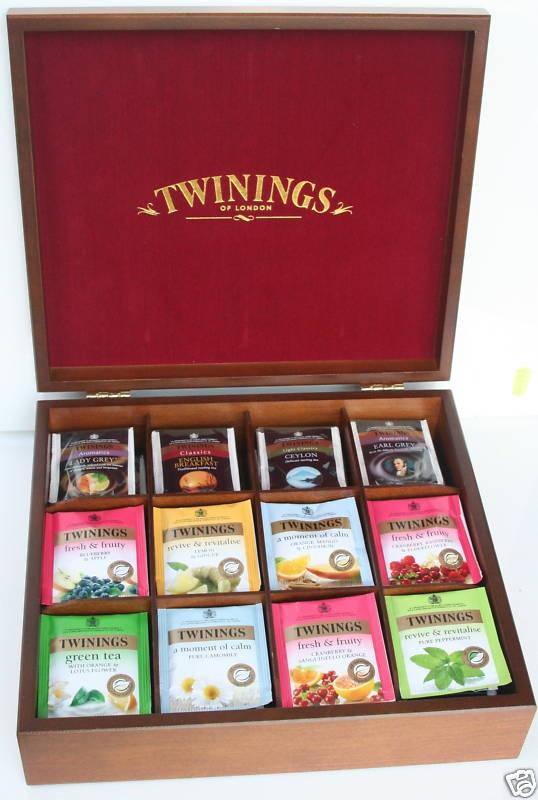Twinings Tea Chest