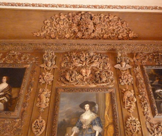24 Best Grinling Gibbons Images On Pinterest