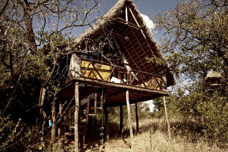 Ngong House - An Eco-Friendly Safari Lodge with Awesome Luxury Treehouses | Humble Homes