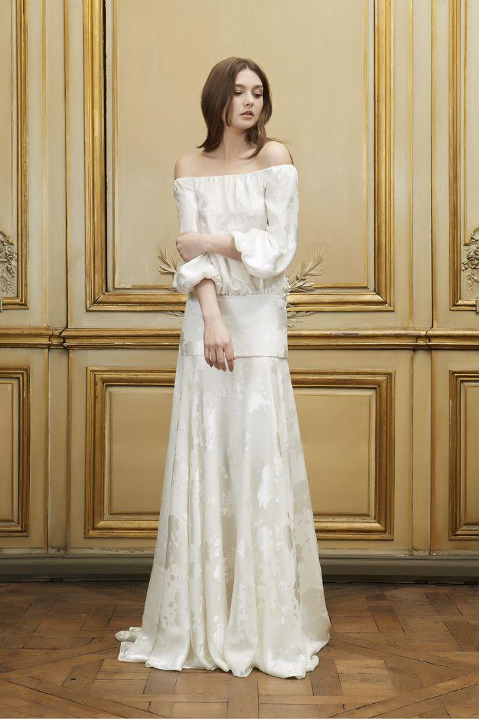 Parisian Chic Wedding Dress : Manivet full of parisian chic wedding dressses dresses