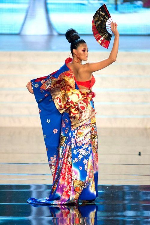 Miss Universe National Costume 2012 – Part 3 | Tom & Lorenzo Fabulous & Opinionated