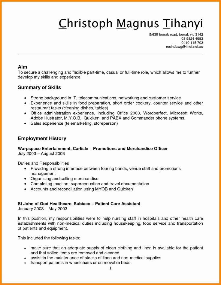 27 stocking job description resume in 2020 job