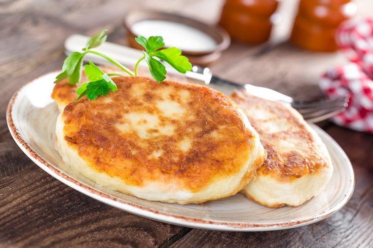 Зразы картофельные с капустой и яйцами