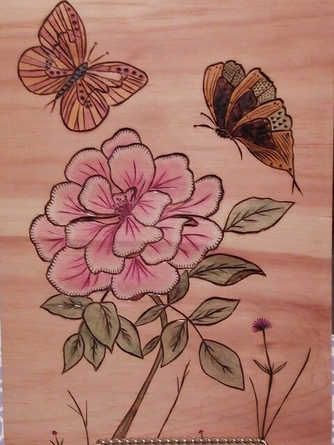 Troses and butterflies