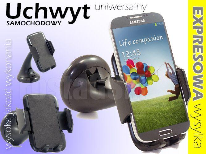 Uniwersalny Uchwyt Samochodowy TELEFON GSM GPS PDA